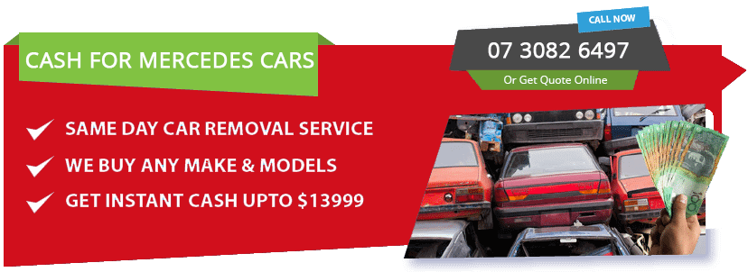 Sell your Mecedes Car Brisbane
