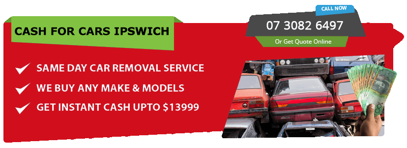 Cash for cars and vans Ipswich wide